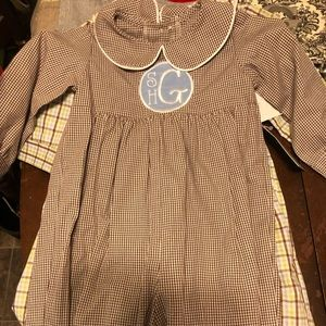 Other - Monogrammed outfit